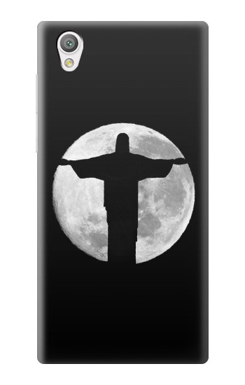 Printed Jesus Christ Religion Christian Statue Sony Xperia C4 Case