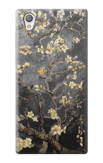 Printed Black Blossoming Almond Tree Van Gogh Sony Xperia C4 Case