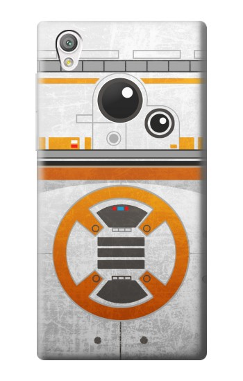 Printed BB-8 Rolling Droid Minimalist Sony Xperia C4 Case