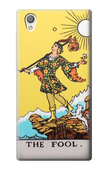 Printed Tarot Card The Fool Sony Xperia C4 Case