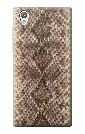 Printed Rattle Snake Skin Sony Xperia C4 Case