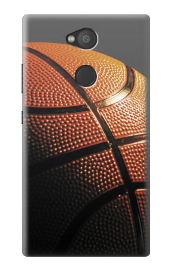 Printed Basketball Sport Sony Xperia L2 Case