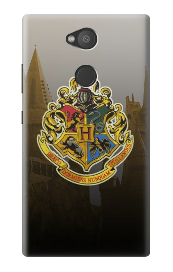 Printed Hogwarts School of Witchcraft and Wizardry Sony Xperia L2 Case