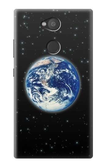 Printed Earth Planet Space Star nebula Sony Xperia L2 Case