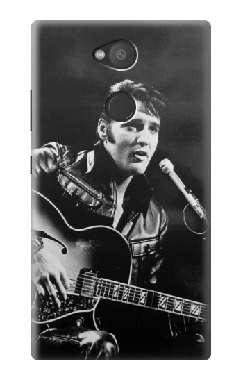 Printed Elvis Presley Live Concert Sony Xperia L2 Case