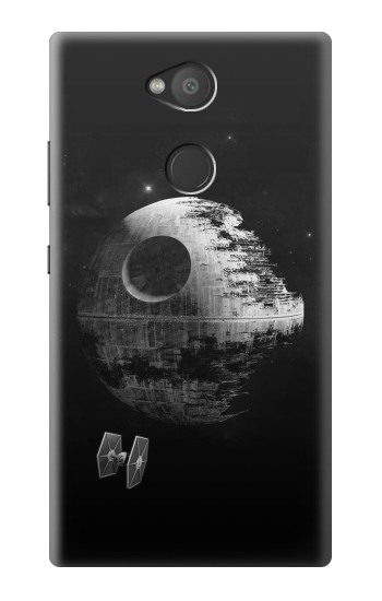 Printed Star Aircraft Planet Sony Xperia L2 Case