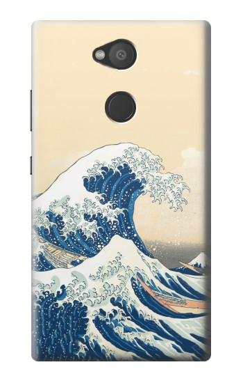 Printed Under the Wave off Kanagawa Sony Xperia L2 Case