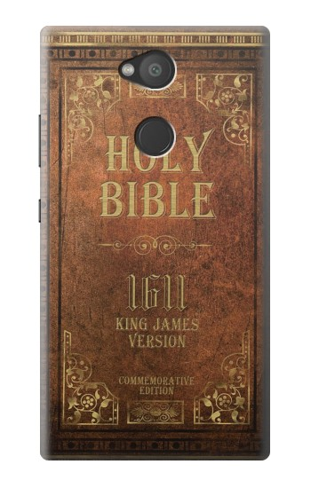Printed Holy Bible 1611 King James Version Sony Xperia L2 Case