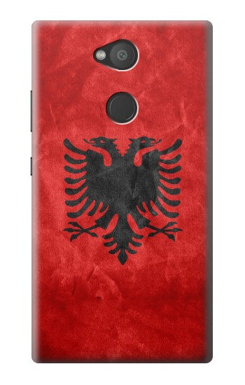 Printed Albania Red Flag Sony Xperia L2 Case