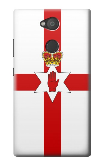 Printed Flag of Northern Ireland Sony Xperia L2 Case
