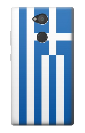 Printed Flag of Greece Sony Xperia L2 Case