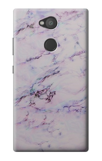 Printed Seamless Pink Marble Sony Xperia L2 Case
