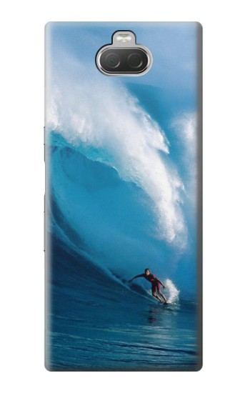 Printed Hawaii Surf Sony Xperia 10 Case