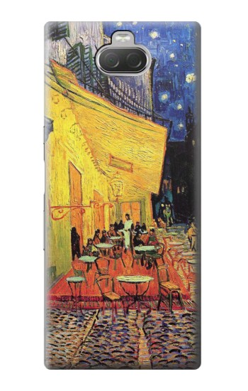 Printed Van Gogh Cafe Terrace Sony Xperia 10 Case