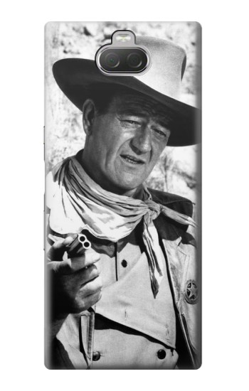 Printed John Wayne The Searchers Sony Xperia 10 Case