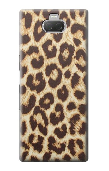 Printed Leopard Pattern Graphic Printed Sony Xperia 10 Case