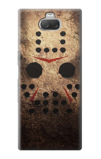 Printed Jason Hockey Mask Sony Xperia 10 Case
