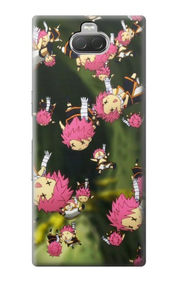 Printed Fairy Tail Little Natsu Fall Sony Xperia 10 Case