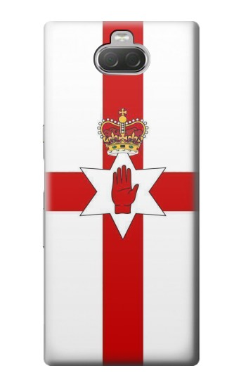 Printed Flag of Northern Ireland Sony Xperia 10 Case