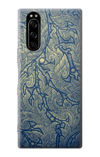 Printed Thai Art Sony Xperia 5 Case
