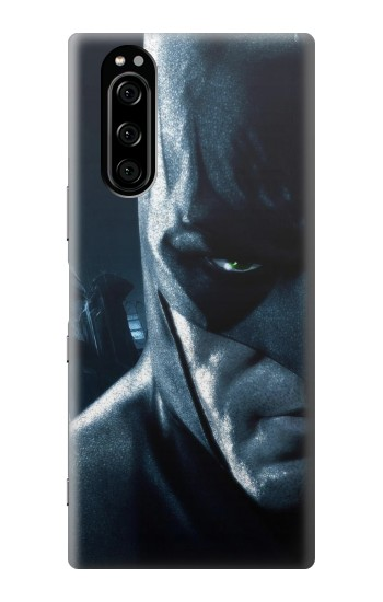 Printed Batman Sony Xperia 5 Case