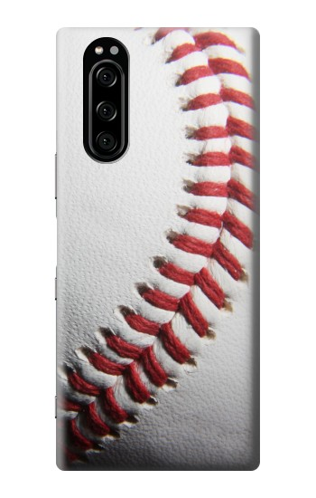 Printed New Baseball Sony Xperia 5 Case