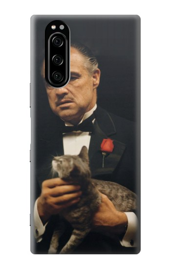 Printed Godfather Sony Xperia 5 Case