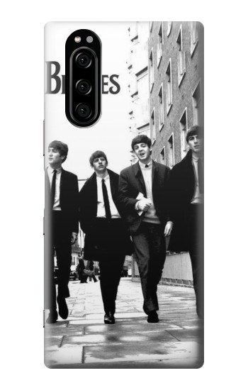 Printed The Beatles in London Sony Xperia 5 Case