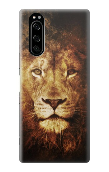 Printed Lion Sony Xperia 5 Case