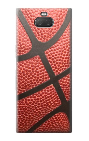 Printed Basketball Sony Xperia 10 Plus Case