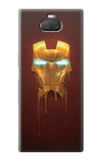 Printed Ironman Mask Sony Xperia 10 Plus Case