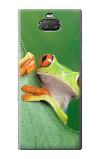 Printed Little Frog Sony Xperia 10 Plus Case