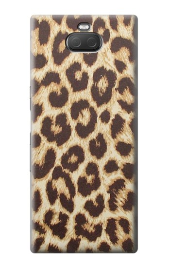 Printed Leopard Pattern Graphic Printed Sony Xperia 10 Plus Case
