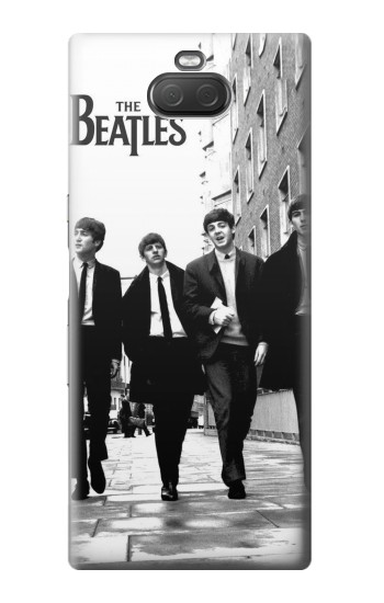 Printed The Beatles in London Sony Xperia 10 Plus Case