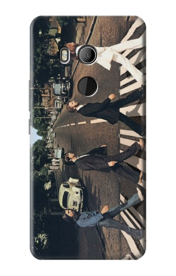 HTC U11 Eyes The Beatles Abbey Road Case Cover