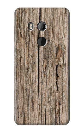 Printed Wood HTC U11 Eyes Case