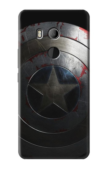 Printed Captain Shield HTC U11 Eyes Case