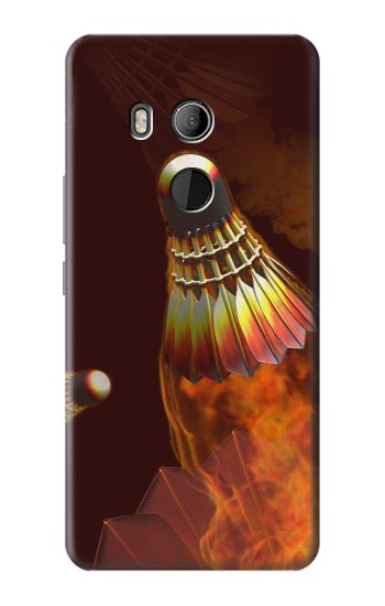Printed Badmintons HTC U11 Eyes Case