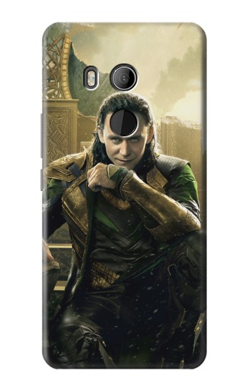 Printed Loki Asgard Thor HTC U11 Eyes Case
