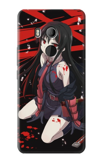 Printed Akame ga Kill HTC U11 Eyes Case