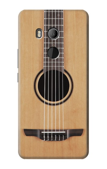 Printed Classical Guitar HTC U11 Eyes Case