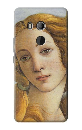 Printed Botticelli Birth of Venus Painting HTC U11 Eyes Case