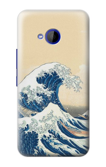 Printed Under the Wave off Kanagawa HTC U11 Life Case