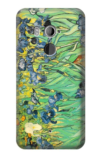 Printed Van Gogh Irises HTC U11+ Case
