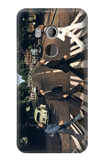 Printed The Beatles Abbey Road HTC U11+ Case
