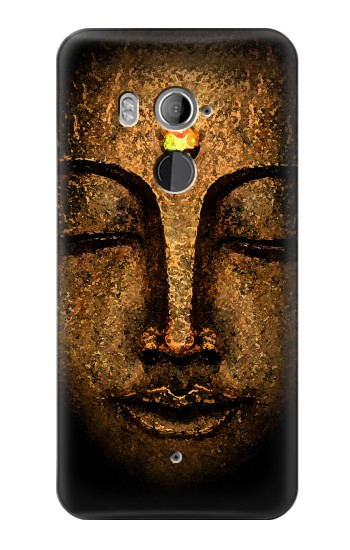 Printed Buddha Face HTC U11+ Case