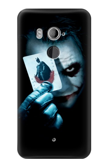 Printed Joker HTC U11+ Case