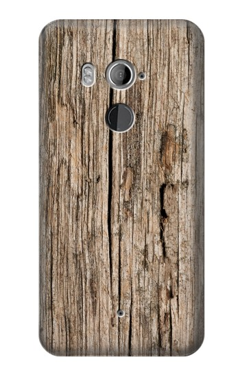 Printed Wood HTC U11+ Case