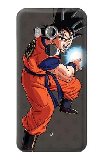 Printed Dragonball Z Goku HTC U11+ Case