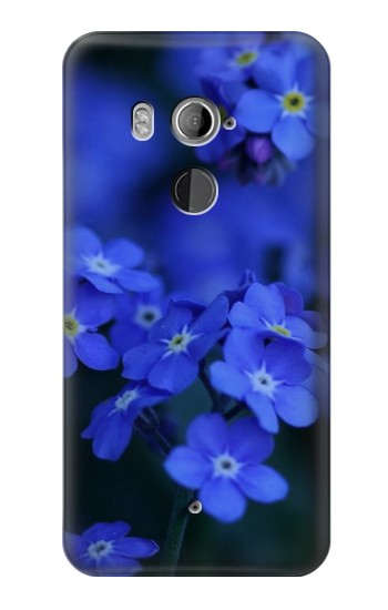 Printed Forget me not HTC U11+ Case